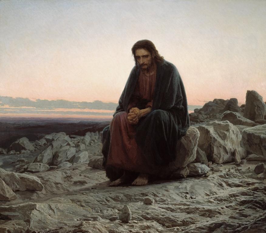 Ivan Kramskoi, 1872, ulje na platnu, Galerija Tretjakov, Moskva